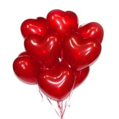 Красный шар Сердце