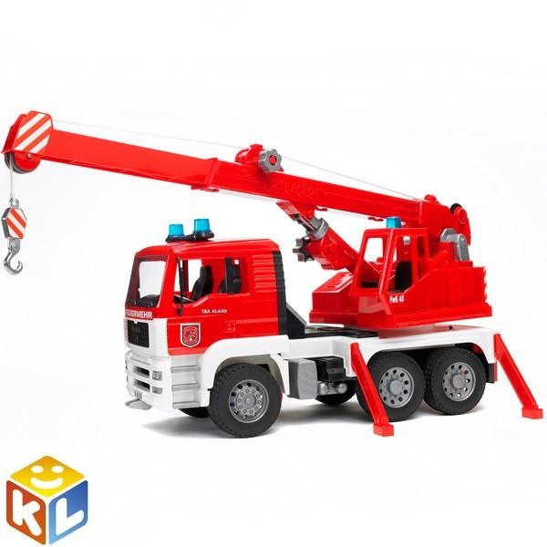 Пожарный кран Bruder Man