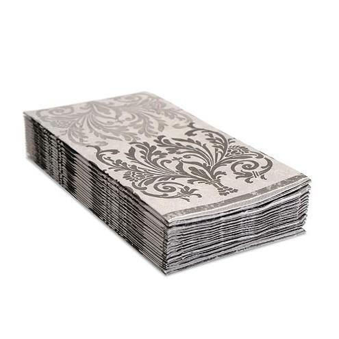 Гостевые бумажные полотенца Luxe Damask