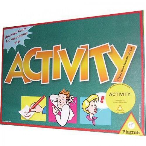 Оригинальная настольная игра Activity