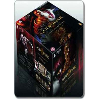 God of War 3 - Ultimate Trilogy Edition