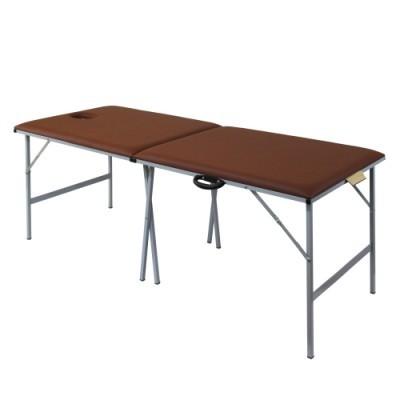 Складной массажный стол со стальным каркасом, 195х77 см
