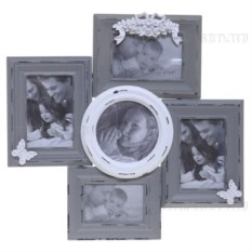 Фоторамка-панно для 5-ти фотографий