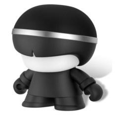 Портативный черный динамик Bluetooth Xoopar Mini XBoy