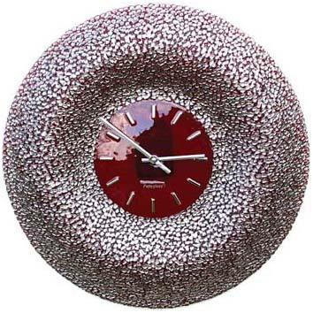 Настенные часы «Белое солнце»   диам. 480 мм