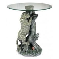 Напольная декоративная композиция Леопард