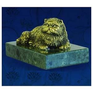Скульптура «Персидский кот»