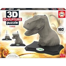 3D пазл Educa Динозавр T-Rex