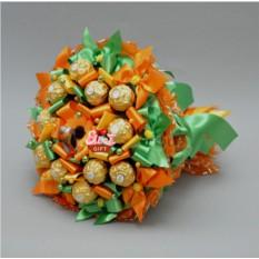 Букет из конфет Дюшес