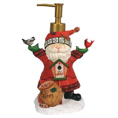 Дозатор для жидкого мыла Winter Pals Санта