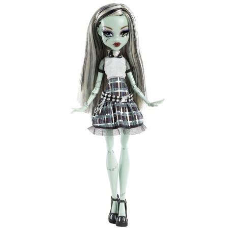 Кукла Фрэнки Штейн из серии Школа Монстров