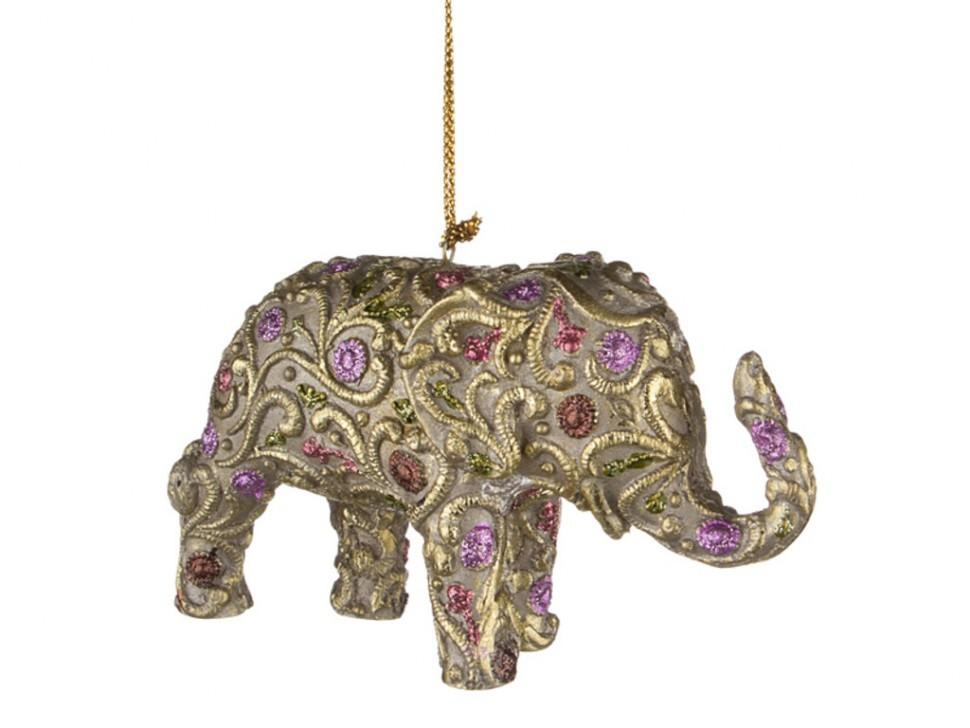 Ёлочная игрушка Слон