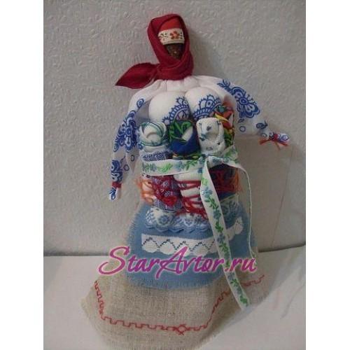 Кукла Московка – оберег крепкой дружной семьи
