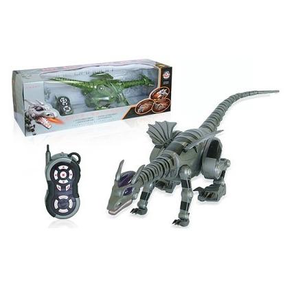 Робот «Огнедышащий дракон»