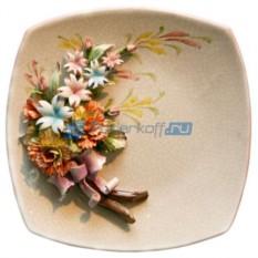 Настенная декоративная тарелка Лацио