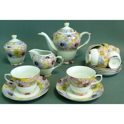 Чайный набор «Ромашки»