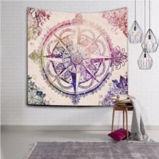 Декоративное панно на стену Rectangular Indian Mandala