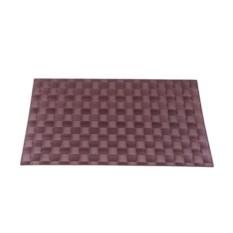 Салфетка под посуду Atrium (30х43см, цвет: коричневый)