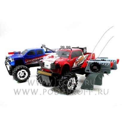 Боевые джипы: Ford F-350 и Chevy Silverado 3500