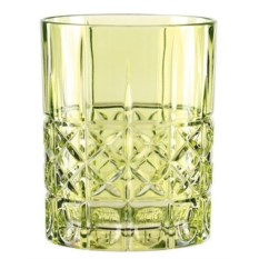 Зеленый низкий стакан HighLand