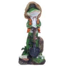 Декоративная фигура Лягушонок-садовник