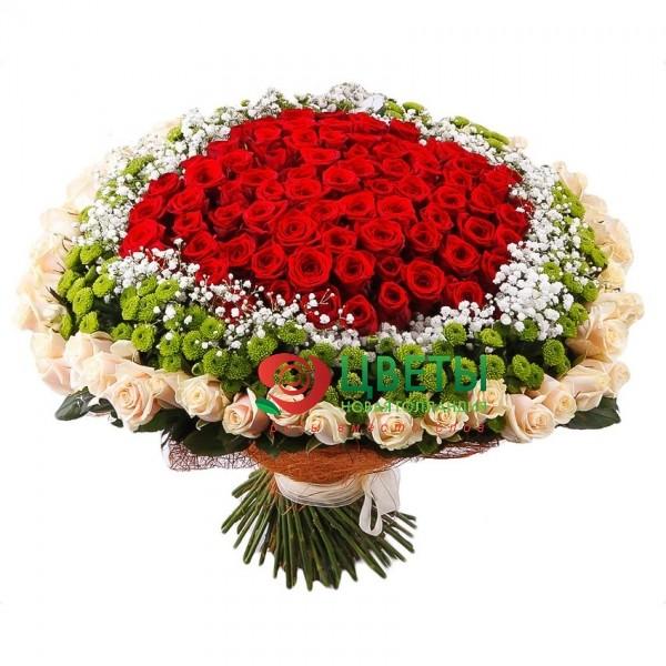 Букет цветов Новая Голландия
