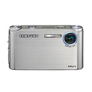 Цифровые фотоаппараты Samsung NV-4 Silver