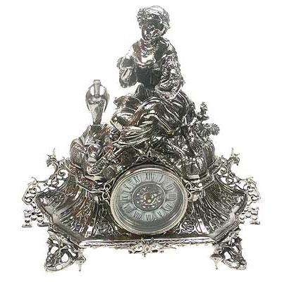 Часы каминные «Сказки Андерсена»