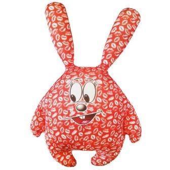 Мини подушка-игрушка Зацелованный зайчик