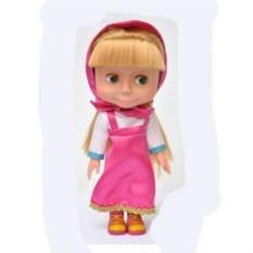 Интерактивная кукла Маша (100 фраз, 4 песенки), 25 см