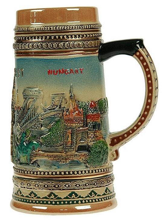Пивная кружка Будапешт