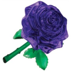 3D головоломка Роза
