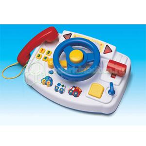 Развивающая игрушка Megcos Busy Driver