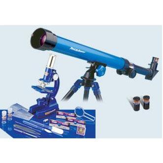 Телескоп и микроскоп