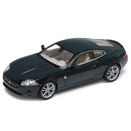 Модель машины 1:24 Jaguar XK Coup Welly