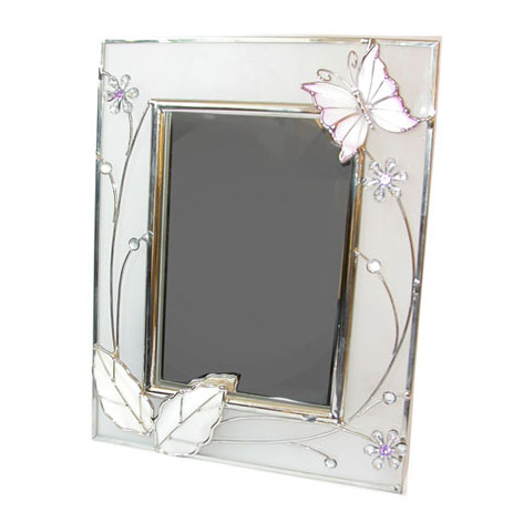 Зеркало «Фиолетовая бабочка»