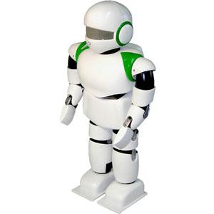Интерактивный робот-космонавт