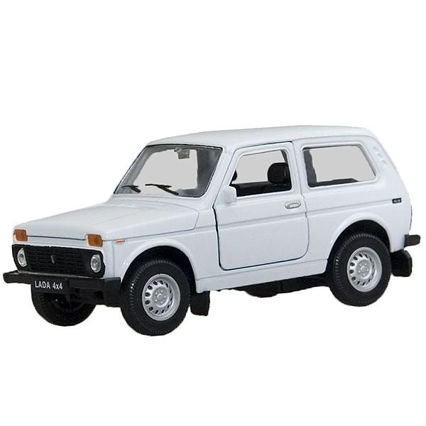 Модель машины Welly LADA 4x4