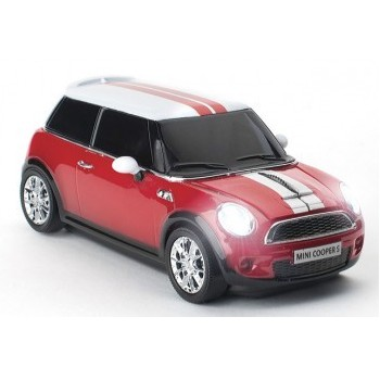 Мышь б/пр Click Car Mouse - Mini Cooper S
