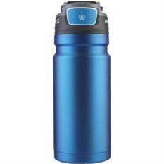 Синяя термокружка Avex Recharge matte blue 0.5 л