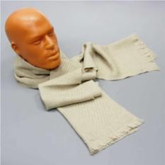 Светлый зимний мужской шерстяной шарф Nina Ricci