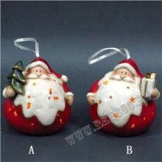 Новогоднее ёлочное украшение Дед Мороз