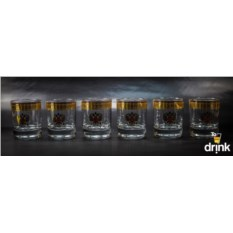 Подарочный набор стаканов для виски Герб