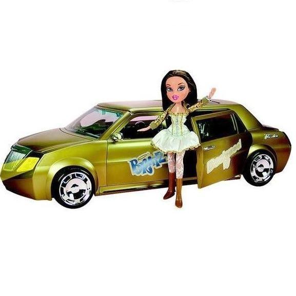 Кукла Братц «В свете софитов» с лимузином