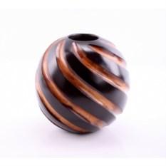 Деревянная ваза Джибо