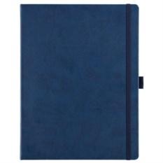 Синий блокнот в линейку Freenote Maxi