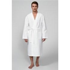 Белый мужской халат Convinto Ragazzio