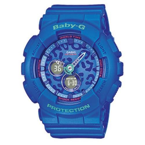 Женские наручные часы Casio Baby-G BA-120LP-2A