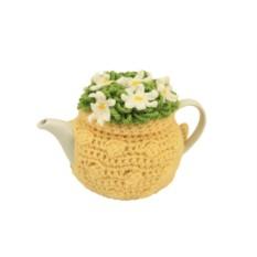 Декоративный чайник «Ромашковый»