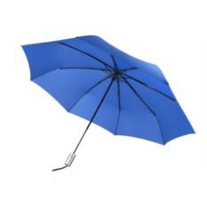 Ярко-синий автоматичский зонт-антиветер Unit Fiber